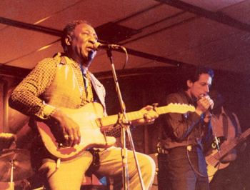 Muddy Waters in 1979