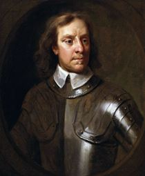 The Lord Protector Oliver Cromwell