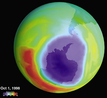 ozone layer speech outline In this lesson, you will learn the importance of the ozone layer and how it is depleted you will also study the research and policy that has been.