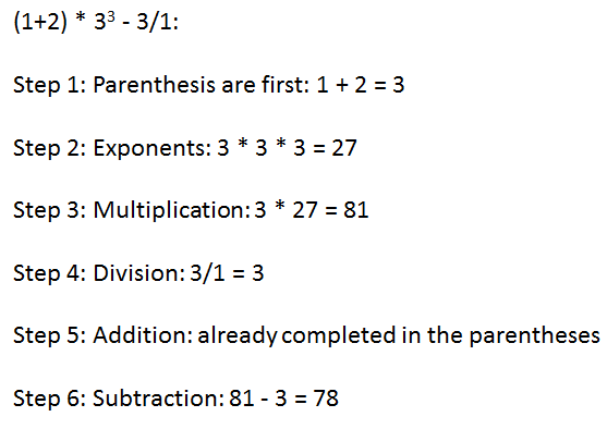 Order of Operations With Signed Numbers – Multiplication with Parentheses Worksheets
