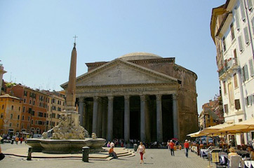 Roman Architecture Pantheon the ancient roman pantheon of gods: architecture & facts | study