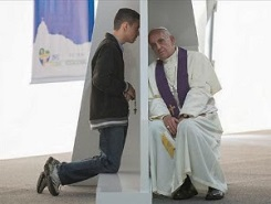 The Sacrament of Reconciliation: Definition, History & Symbols ...