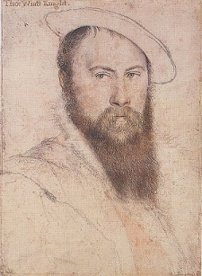 Thomas Wyatt the galley analysis