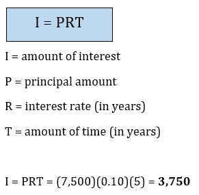 Principal Amount: Definition & Formula - Video & Lesson Transcript ...