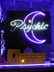 sign for psychic readings