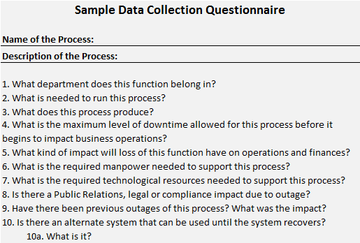 data collection and analysis questionnaire Data-collection tools 118 9 analysis of the responses on the other hand, standardized questionnaire items often represent the least the interview is an alternative method of collecting survey data rather than asking respondents to fill.