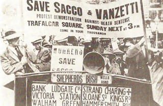 the sacco vanzetti trial essay Sacco and vanzetti essayswere sacco and vanzetti convicted and eventually executed because of popular beliefs about anarchy the majority of the evidence on sacco and.