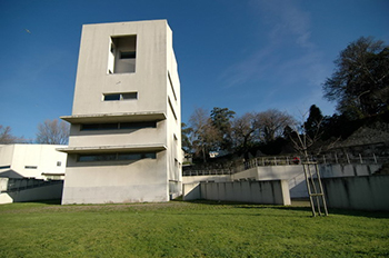 Architecture School by Alvaro Siza