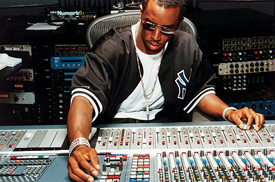 Sean Combs Puff Daddy P Diddy went to Howard University
