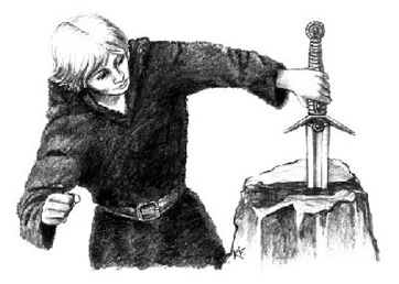 an analysis of the topic of the sword in the stone Reddit: the front page of the internet jump to content my because the sword in the stone to this guidotti fellow symbolized how difficult it was for any person to renounce the material posessions of and analysis have revealed that the metal it is made from seems to be medieval as.