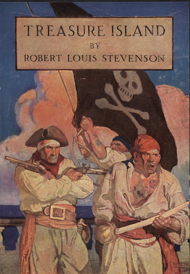 symbolism in treasure island com the symbols found in the novel all deal piracy and give readers a clearer picture of what it looked like in treasure island