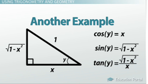 Trig Triangle Example 2