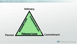 Two Component Love Types