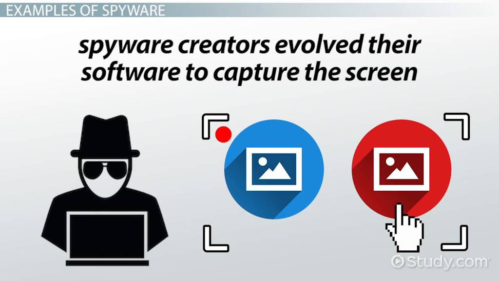 What Is Spyware Definition Types Video Lesson Transcript