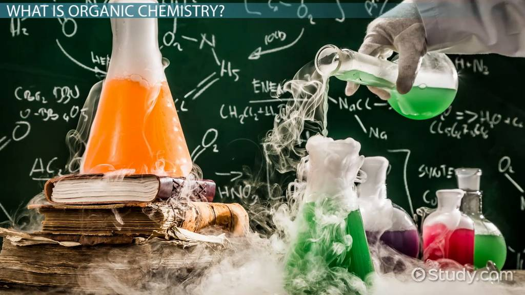Learn organic chemistry online