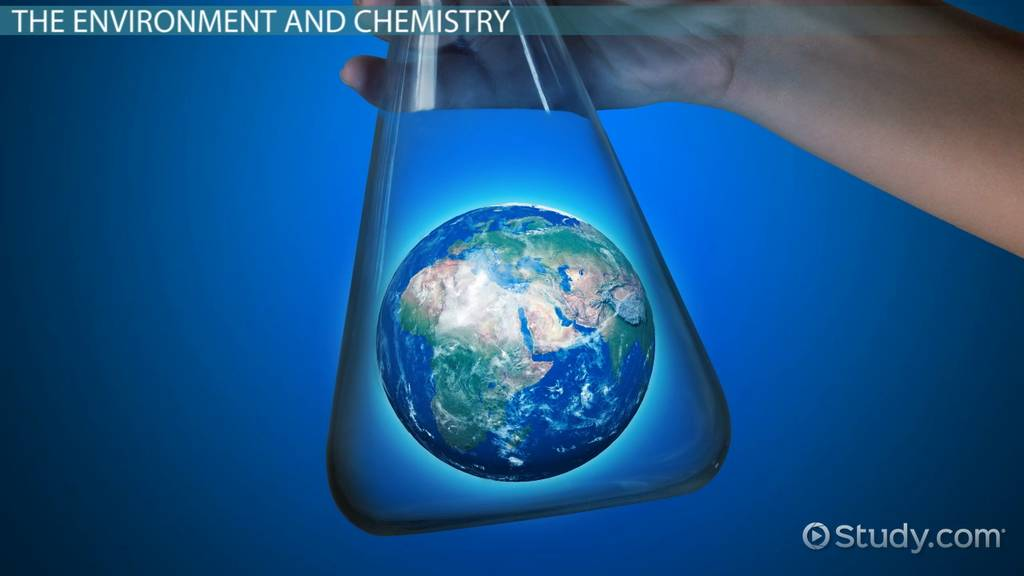 what is environmental chemistry