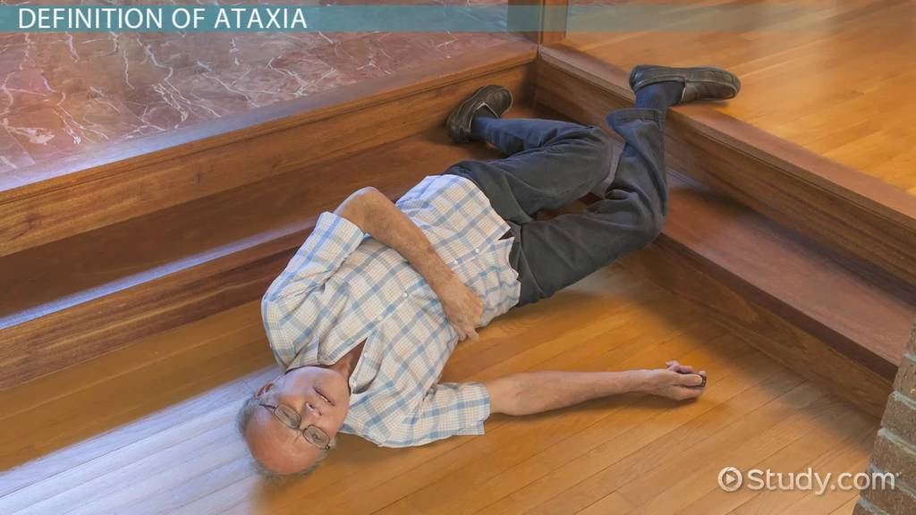 what is ataxia  - definition  causes  u0026 symptoms