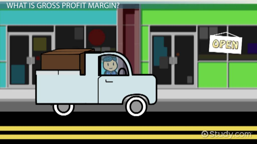 how to get profit margin