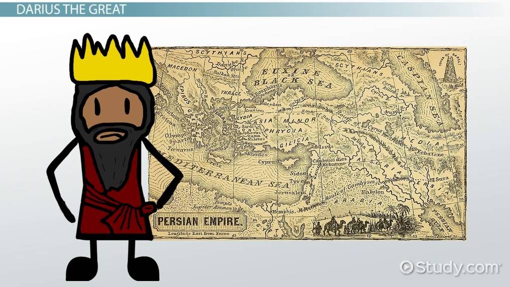 Cyrus the great facts accomplishments video lesson transcript darius the great accomplishments lesson for kids fandeluxe Image collections
