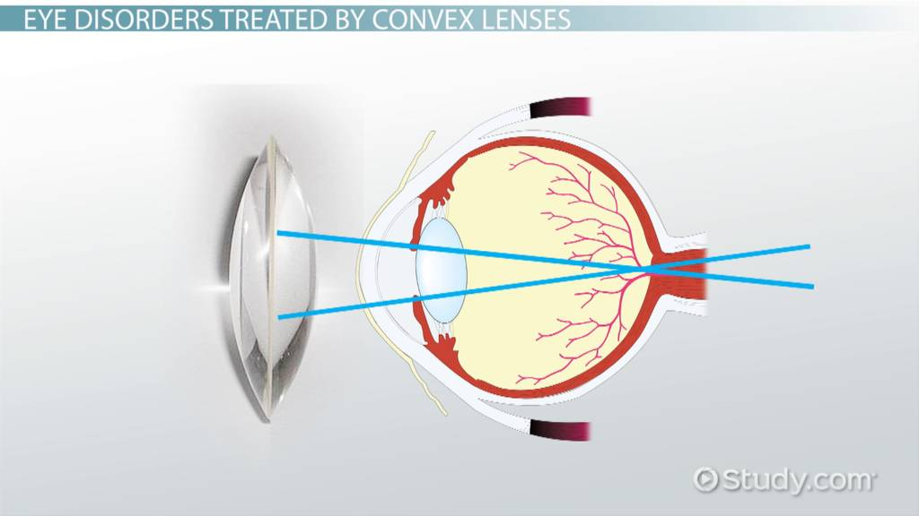 Convex Lens Definition Equation Amp Examples Video