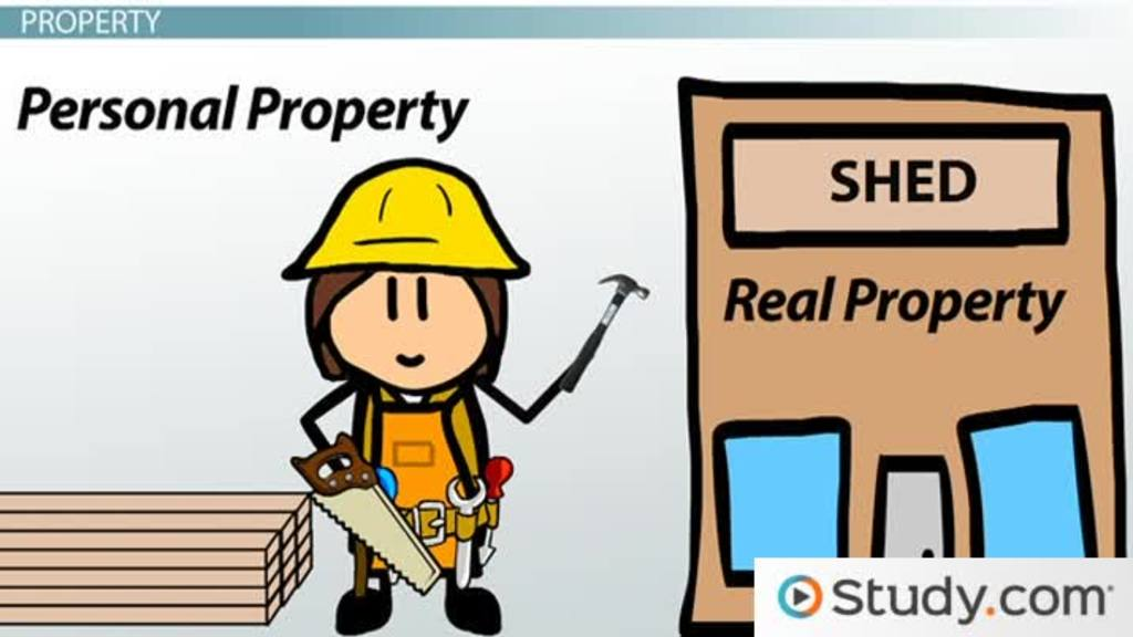 Real Property and Personal Property: Definition and Differences ...