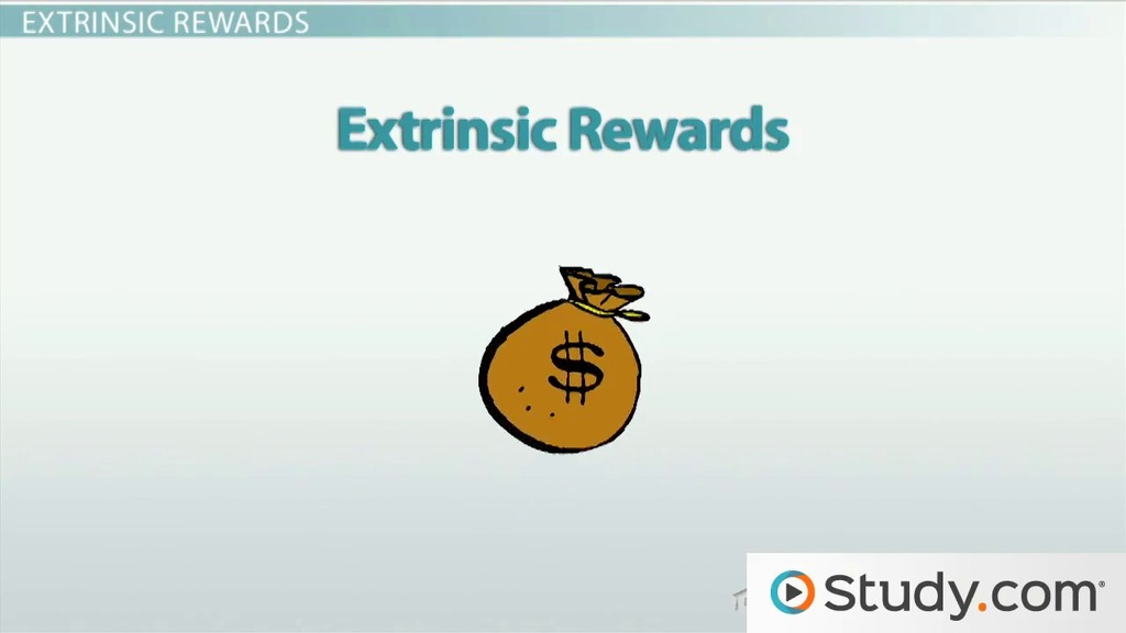 reward systems employee behavior intrinsic extrinsic rewards  reward systems employee behavior intrinsic extrinsic rewards video lesson transcript com