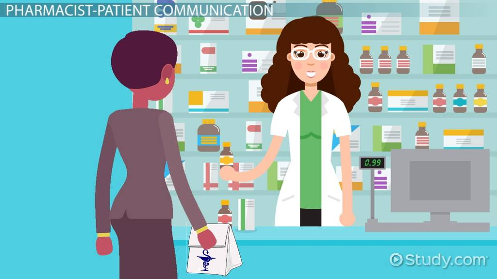 skills necessary for pharmacist-patient communications