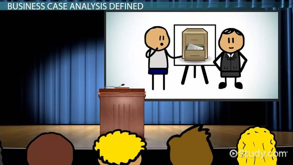 Business Case Analysis Bca Example  Format  Video  Lesson