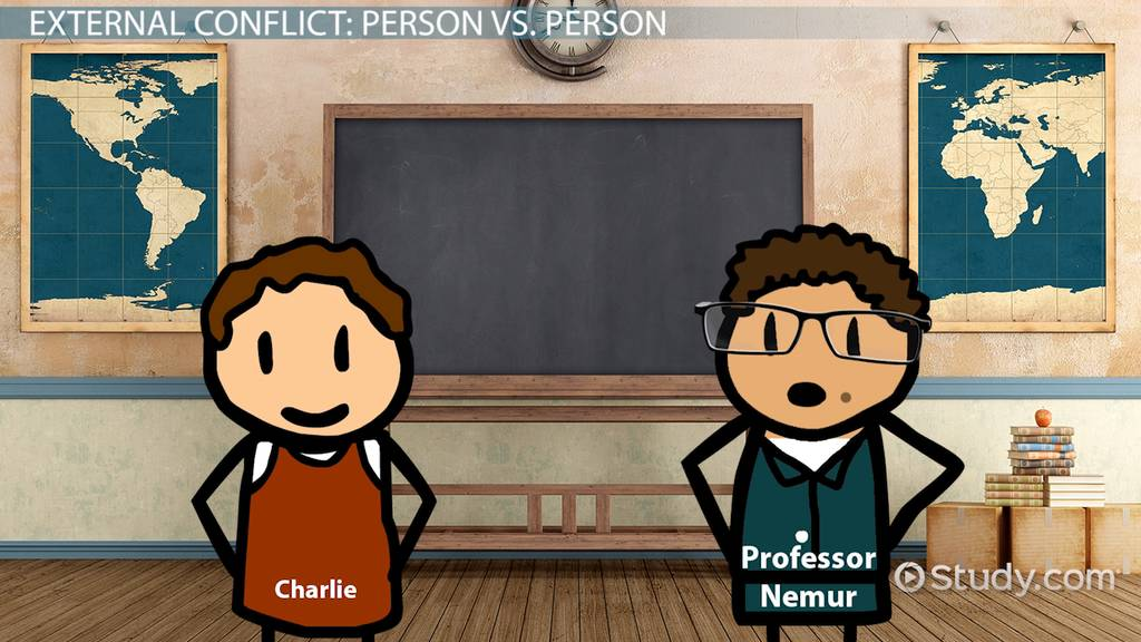 Man Vs Society Conflict Definition Examples Video Lesson