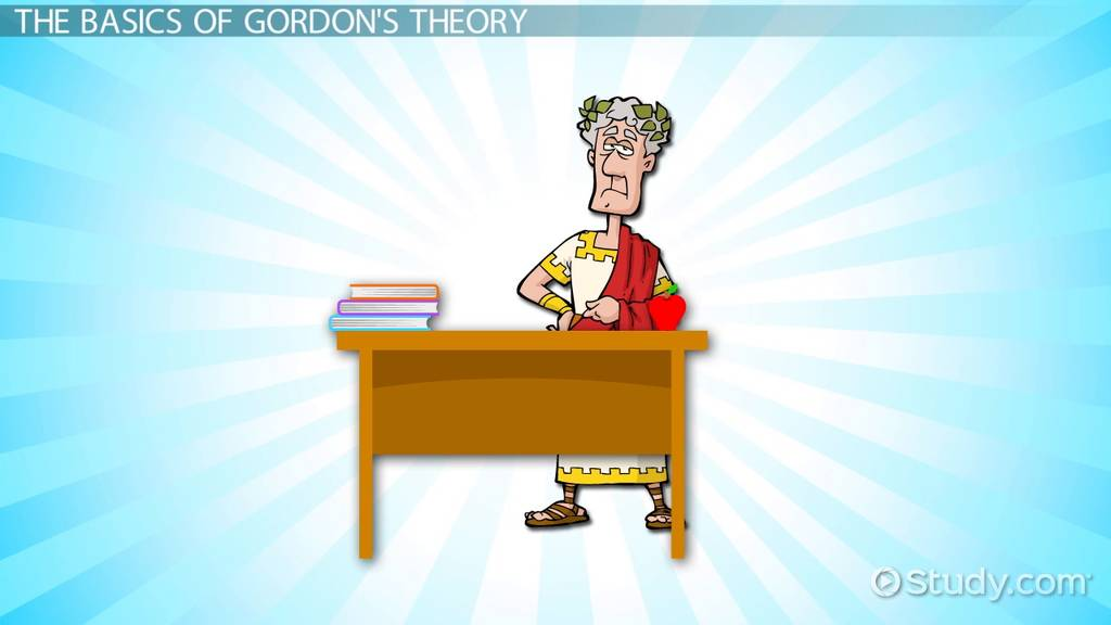 applying gordon u0026 39 s classroom management theory to