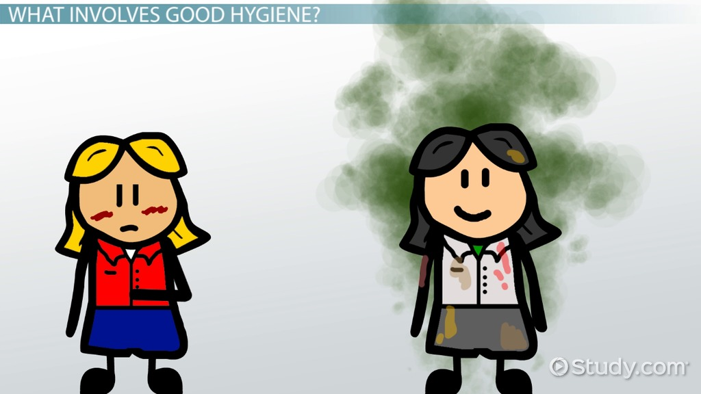 The Importance of Personal Hygiene - Video & Lesson Transcript