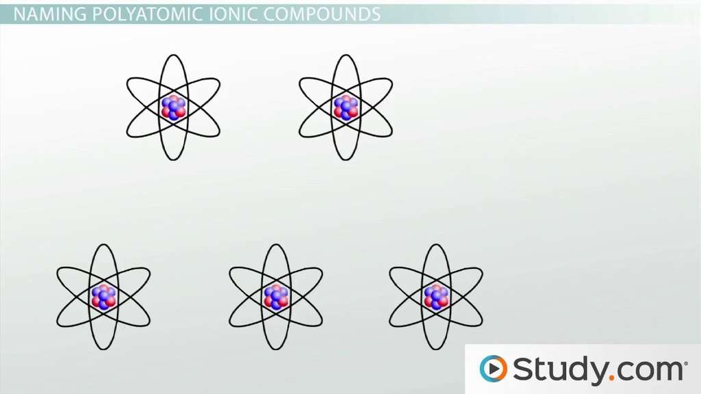 Naming Ionic Compounds: Simple Binary, Transition Metal ...
