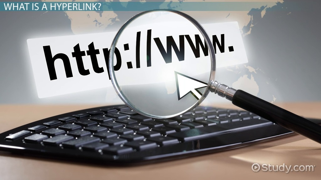 what is a hyperlink  - definition  u0026 explanation