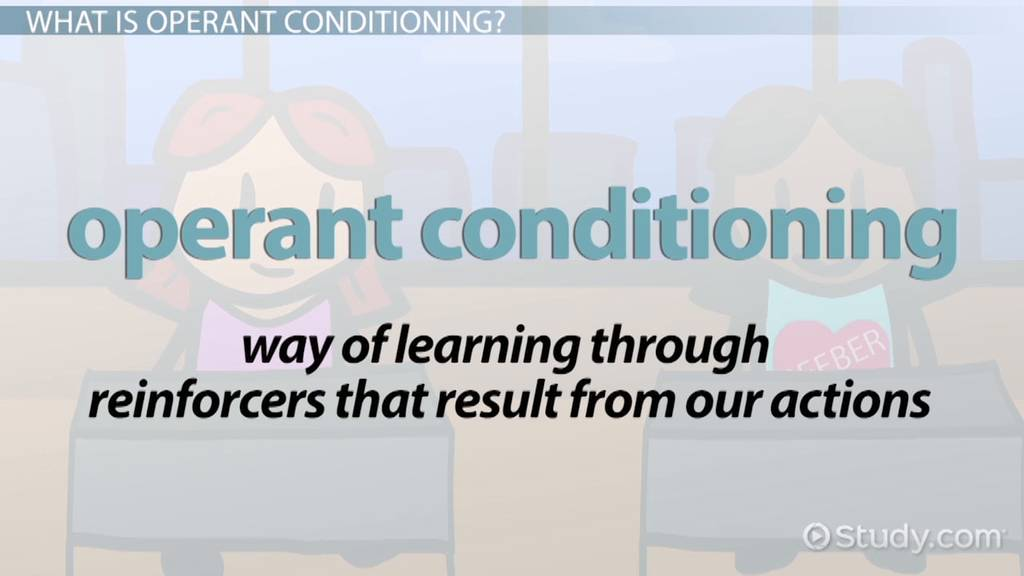 Operant conditioning in the classroom definition and examples operant conditioning in the classroom definition and examples video lesson transcript study fandeluxe Choice Image