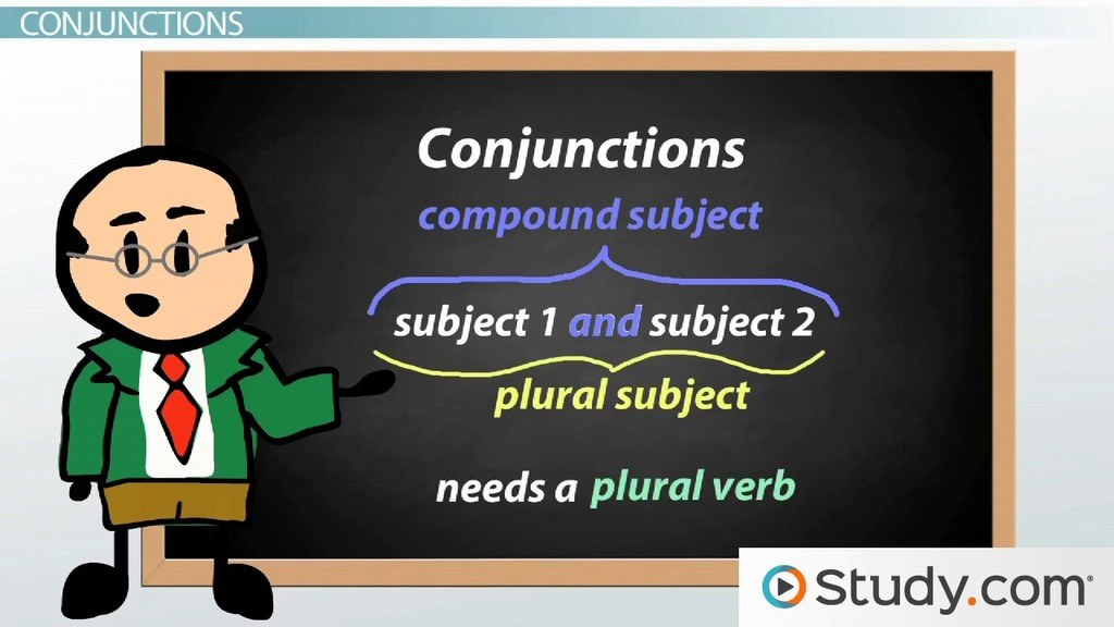 Subject Verb Agreement Lesson Plan Study