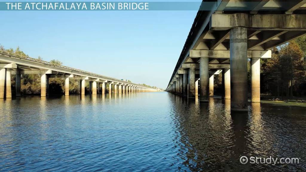 Atchafalaya Basin Bridge History Construction Amp Facts