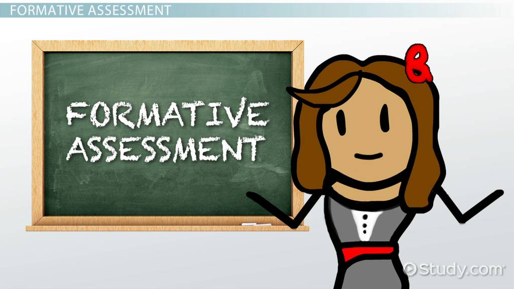What Is Formative Assessment? - Strategies & Examples - Video