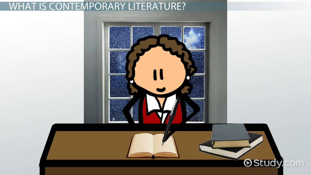 What is Contemporary Literature? - Definition & Writing Style ...