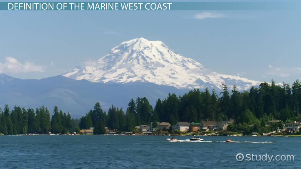 marine west coast climate essay The salty shellfish are at risk from changes to ocean acidity and oxygen levels caused by climate change the west coast faces ocean chemistry and marine.