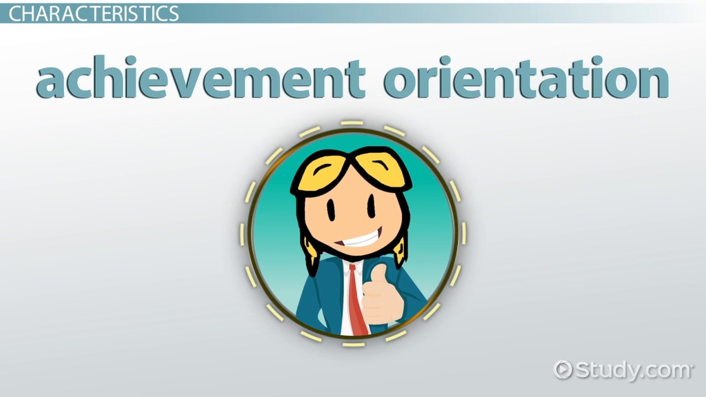 achievement orientation  definition  u0026 example