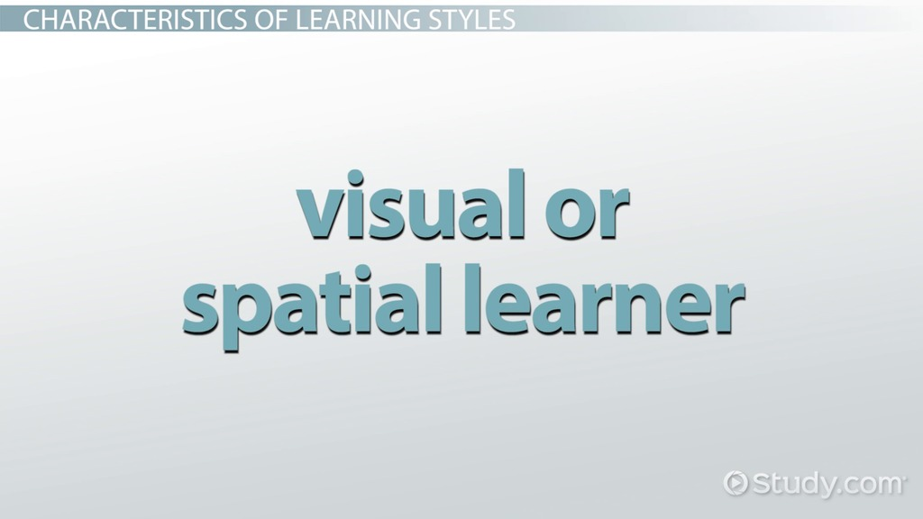 Visual Learning Style: Strategies & Activities - Video & Lesson ...