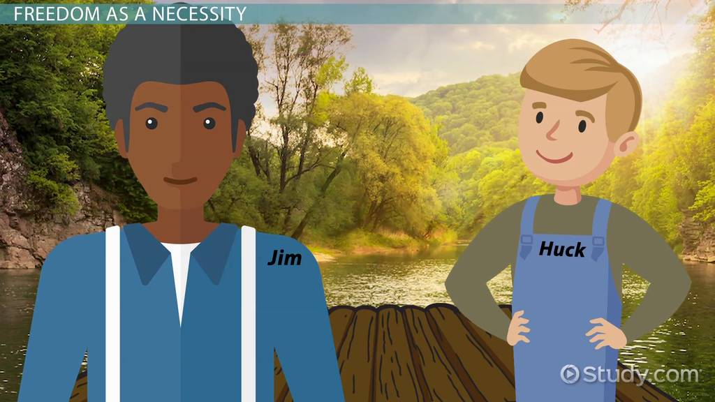 an imagery example in huckelberry finn essay Some of the symbolism in huckleberry finn is obvious some is less so this article explains each of the major symbols in the novel, as well as how they relate to the rest of the novel as a whole.