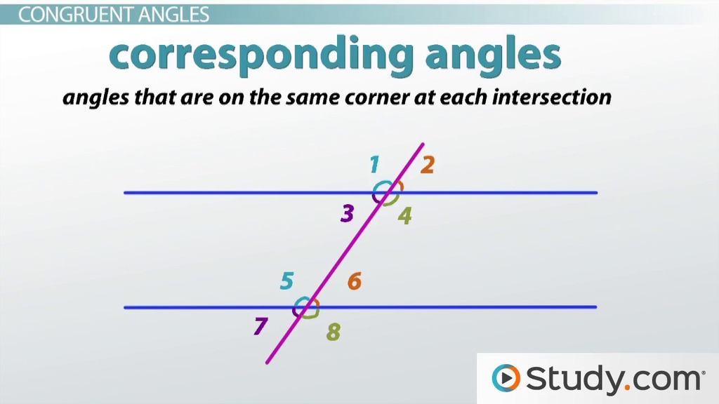 Angles formed by a transversal video lesson transcript study fandeluxe Choice Image