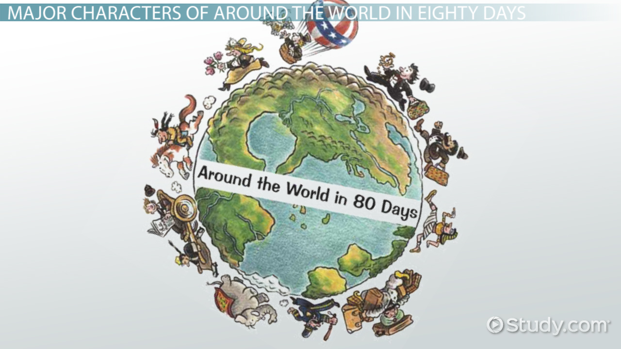 summary of around the world in Around the world in eighty days summary & study guide includes detailed chapter summaries and analysis, quotes, character descriptions, themes, and more.