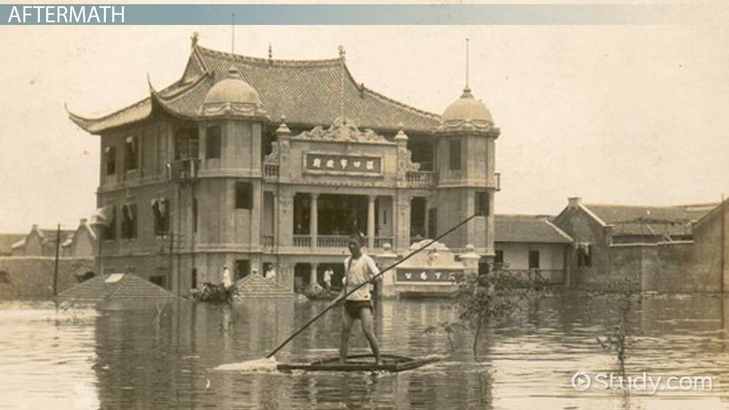 1931 china floods  facts  causes  u0026 aftermath