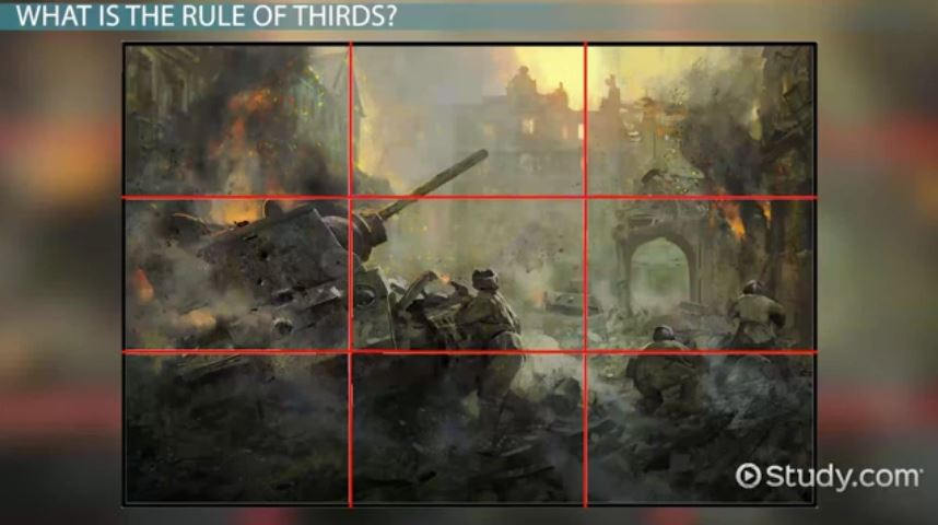 rule of thirds in photography  definition  u0026 examples