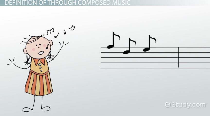 Through-Composed Music: Definition, Form & Songs - Video & Lesson ...