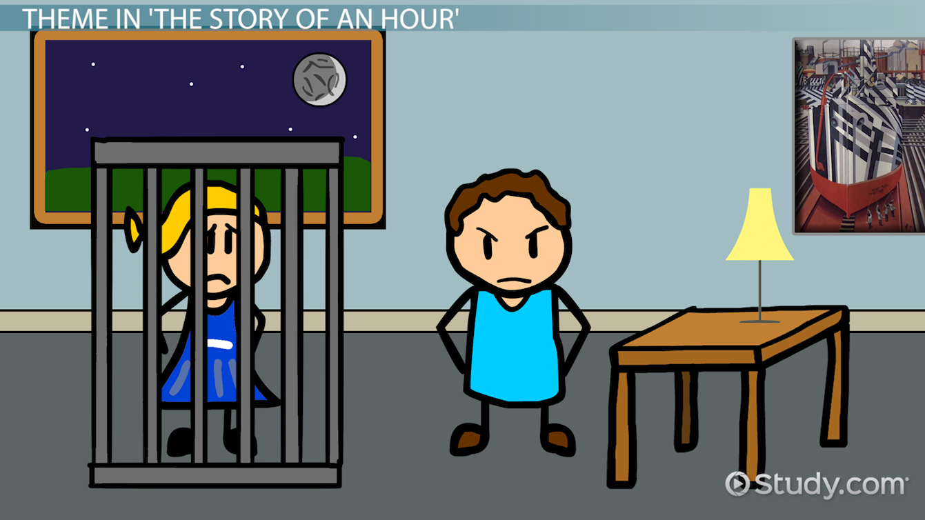 the story of an hour setting characters video lesson the story of an hour theme symbolism