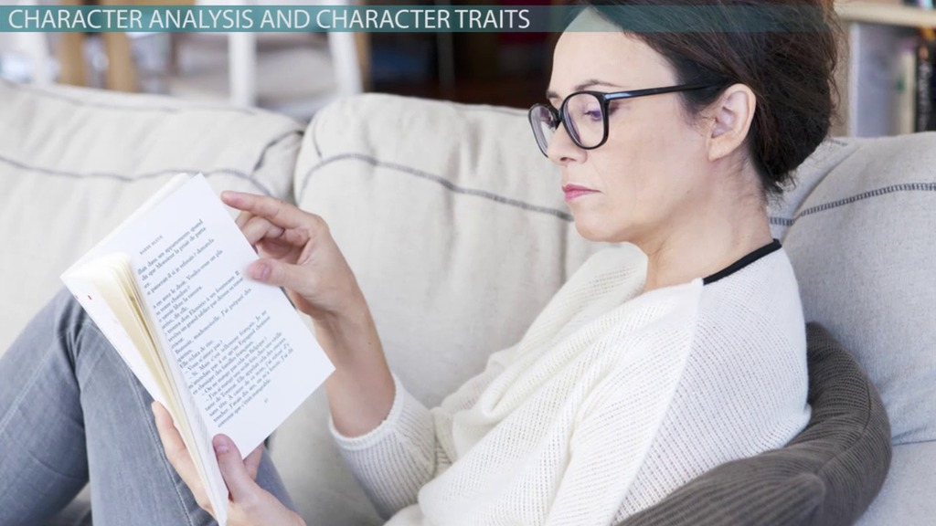 Character Analysis In Literature Definition Amp Examples