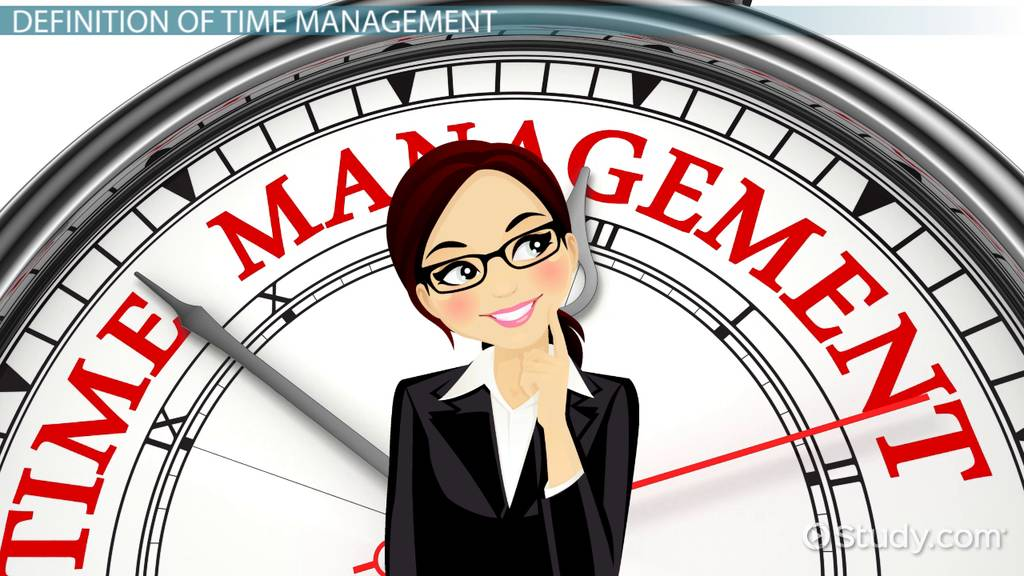 Time Management Planning U0026 Priorities: Skills U0026 Strategies   Video U0026 Lesson  Transcript | Study.com